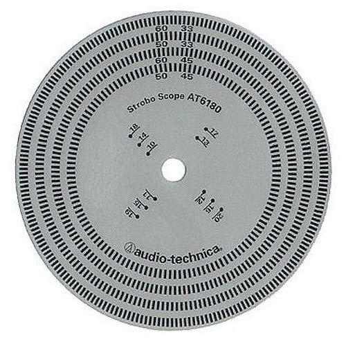 Stroboscopic disc AT6180 Audio Technica