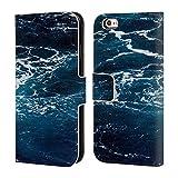 Head Case Designs Offizielle PLdesign Wirbelndes Meer Wasser Brieftasche Handyhülle aus Leder für iPhone 6 / iPhone 6s