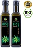 BIO Hanföl • BIO-zertifiziert• 500ml • kaltgepresst • 100% naturrein