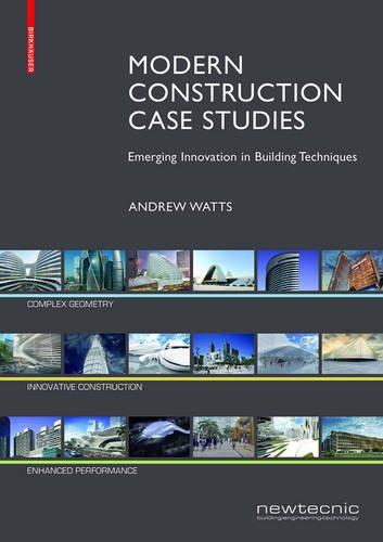 Read PDF Modern Construction Case Studies: Emerging