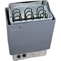 Poêle pour sauna 6 kW pour 380 V avec commande intégrée
