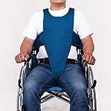 Rollstuhl Sicherheitsgurt Älterer Patienten Restraint Band Der Alte Stamm Medizinischer Befestigungsgurt Schulter Schutz Gurt-Körper Mit Dem Kasten Verband-Rollstuhl Zurück Gebundene Einschränkung