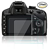 Screen Protector for Nikon D3200 D3400 D3300...