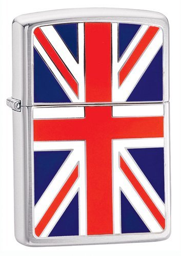 51GhEPXy17L - Zippo Windproof Lighter| Metal Long Lasting Zippo Lighter|Best with Zippo Lighter Fluid| Refillable Lighter|Perfect for…