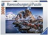 Ravensburger Hamnoy, Lofoten Puzzle, 3000 Pezzi, 17081