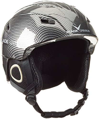 Black Crevice Casco Esquí Kitzbühel Carbón L 59-60