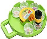 #2: Emob Educational Field Microscope Insects Plant Viewer Science Gadget Learning Toys for Kids