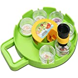 Emob Educational Field Microscope Insects Plant Viewer Science Gadget Learning Toys for Kids