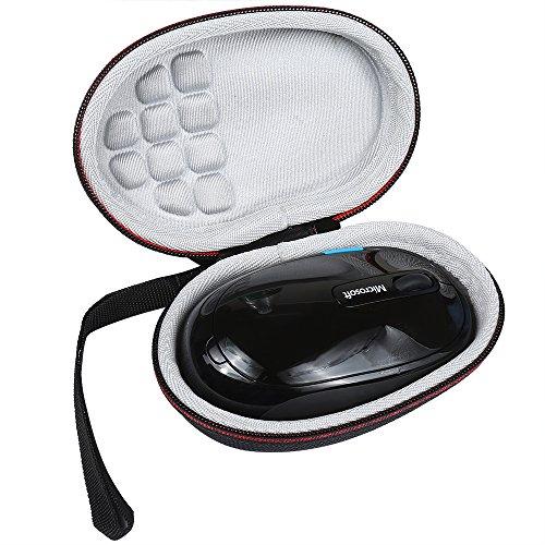 faylapa Hard Travel Case, Eva-Schutzhülle für Microsoft Sculpt Comfort Bluetooth Maus (Fall Nur)