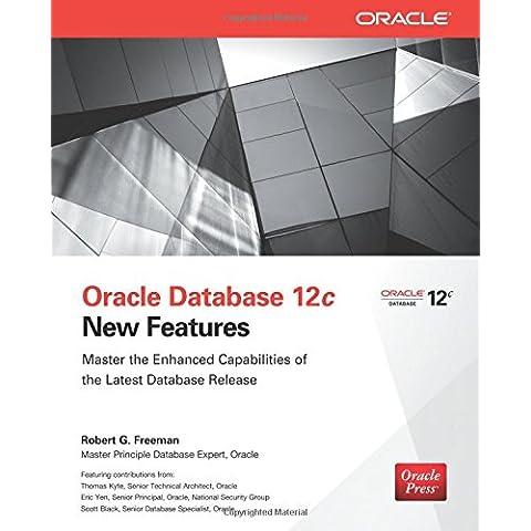 Oracle Database 12c New