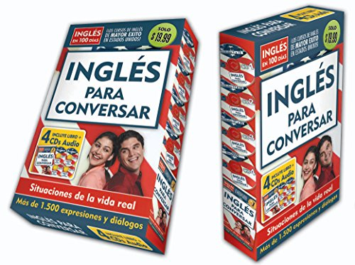 Ingles Para Conversar (Libro + 4cds)(Conversational English (Book + 4-CD Pack)) (Ingles En 100 Dias)
