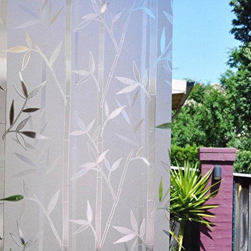 glass-window-film-sticker3dno-gluefrosted-statica-decorativa-privacy-window-film-per-bagno-soggiorno