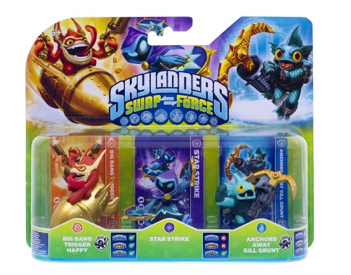 figurine-skylanders-swap-force-star-strike-anchors-away-gill-grunt-big-bang-trigger-happy