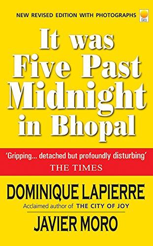 It Was Five Past Midnight in Bhopal por Dominique Lapierre