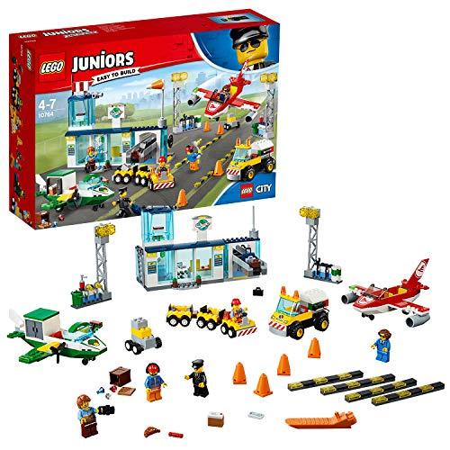 LEGO Juniors Flughafen 10764 Klassisches Spielzeug