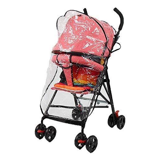Smmli-Toy Kinderwagen, Ultraleichter tragbarer Kinderwagen mit Regenschutz, Klappbarer Regenschirm, Sommerwagen (Farbe: Grau)