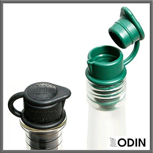 ODIN Universal-Ausgießer HALEY´S CORKER - 2er-Set - Durchmesser 29 mm, Höhe 62 mm - Odin Products / Odin Produkte / Odin GmbH