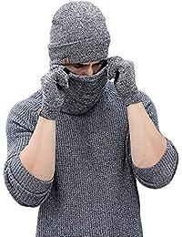 Amazon.it  cappello e sciarpa uomo  Abbigliamento bcc4f418fb19
