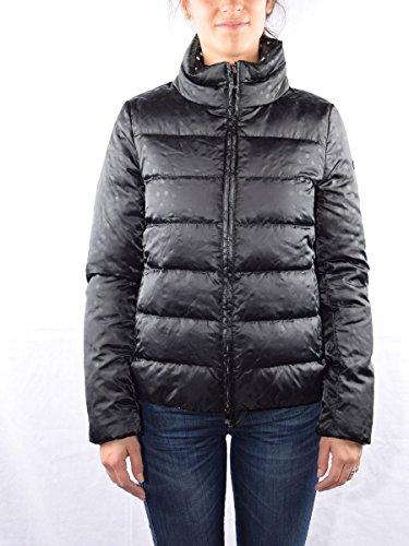 Piumino con dettaglio a pois in piuma d'oca.Piumino donna Armani Jeans 6X5B57-5NVEZ1200 a pois Giubotto Autunno Inverno