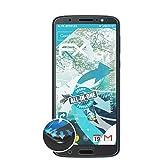 atFolix Schutzfolie passend für Lenovo Motorola Moto G6 Plus Folie, ultraklare & Flexible FX Bildschirmschutzfolie (3X)