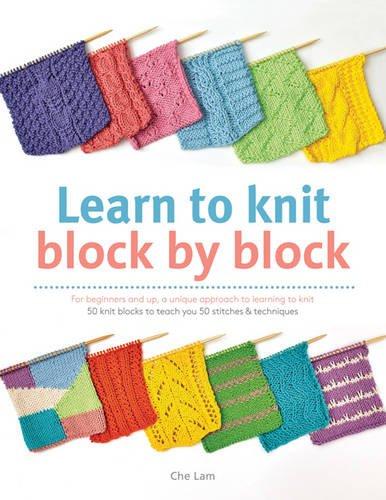 Learn Knit Block Beginners Techniques