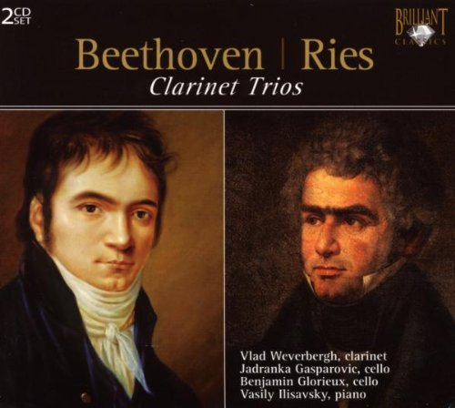 Beethoven/Ries: Clarinet Trios