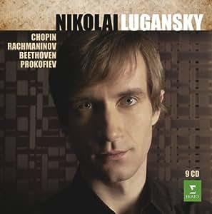 Chopin, Rachmaninov, Beethoven & Prokofiev