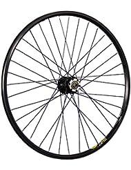 Taylor Wheels 26 pouces roue avant vélo Mavic XM119D moyeu disc 6 trous noir