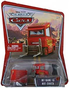 Disney Cars Cast 1:55 - My Name is not Chuck No.55: Amazon