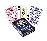 Baraja World series Poker