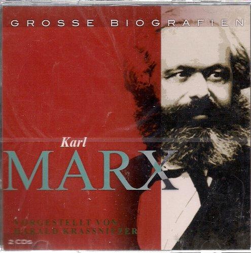 Grosse Biografien - Karl Marx vorgestellt von Harald Krassnitzer (2CD)