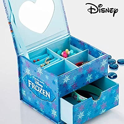joyero para niñas Frozen por Evolukids