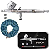 Best Master Airbrush Airbrush Paints - Master Pro Dual-Action Gravity Feed Airbrush KIT Set Review