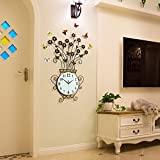 Reloj Reloj Reloj Reloj Mute Watch simple living dormitorio luminoso cuarzo Zhong XI,39 * 64cm