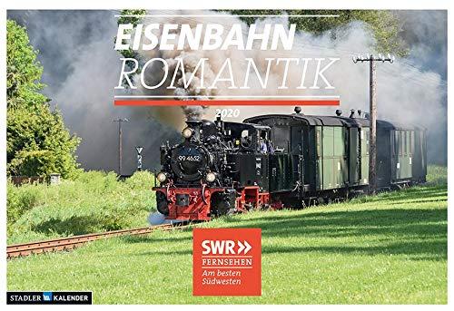 Eisenbahn-Romantik 2020: Der Kalender zur SWR Serie