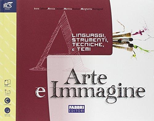 Arte e immagine. Vol. A+B. Per la Scuola media. Con e-book. Con espansione online