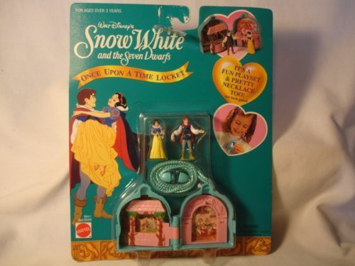 (Snow White Once Upon A Time Locket by Snow White Locket)