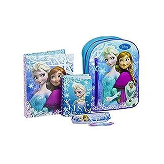 SAMBRO Juego de mochila relleno, Frozen: El reino de hielo, (DFR-8149-ARG)