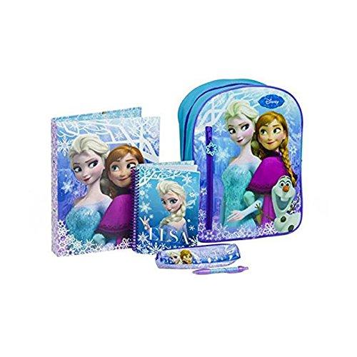 Sambro dfr-8149-arg Frozen riempito set zaino