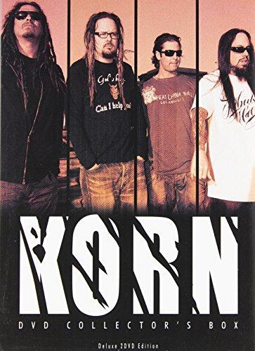 Korn - The Dvd Collector'S Box - Dvd
