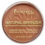 Rimmel-Natural Sonnenbaden-Bronzing-Puder-Braun-14g