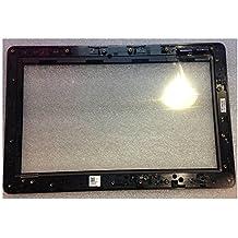 "10.1""negro digitalizador de pantalla táctil de cristal Len para Asus Transformer Book T100T100TA con marco bisel de repuesto Tablet parte"