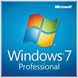 Windows 7 Professionnel 64 bits (DVD d'installation + licence d'activation)