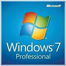 Windows 7 Professionnel 64 bits (DVD d'installation + licence d'activation)