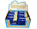 E.L.F. Energy Cake - Cookies/ Cream 24x125g, 1er Pack (1 x 3 kg)