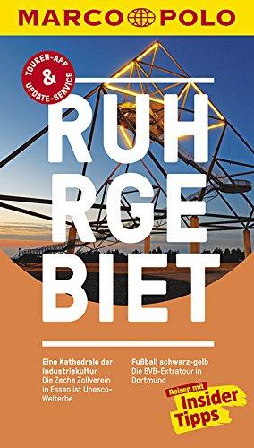 MARCO POLO Reiseführer Ruhrgebiet: Reisen mit Insider-Tipps. Inklusive kostenloser Touren-App & Update-Service
