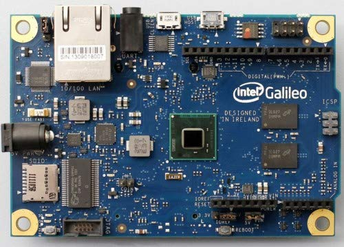 Intel Single (Intel Galileo Board Single, GALILEO1.X)