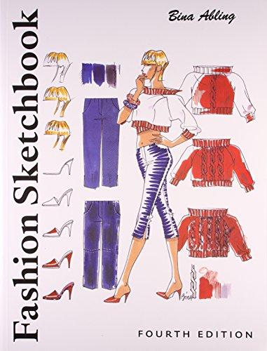 Fashion Sketchbook, 5th edition. Fairchild Publications. 2007.