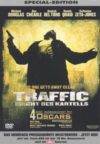 Bild von Traffic - Macht des Kartells (Special Edition, 2 DVDs)