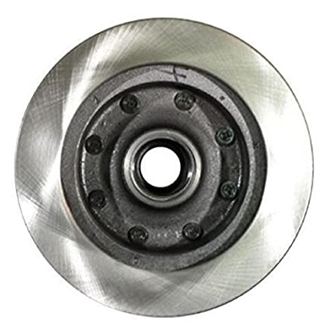 2 BRAKE DISCS WITH HUB FRONT FOR FORD (E-250/ E-350/ Econoline Super Duty /F-250/ F-350) from yr